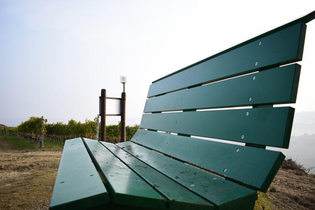 Big Bench Verde Smeraldo di Neive