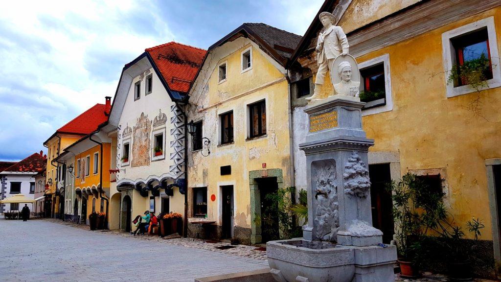 Slovenia cosa vedere con bambini Radovljica