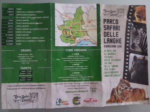 il Parco Safari delle Langhe