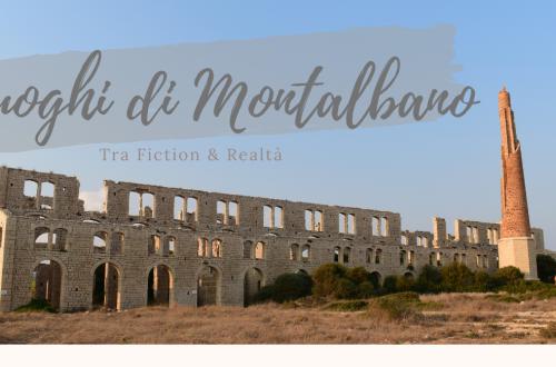 I luoghi di Montalbano