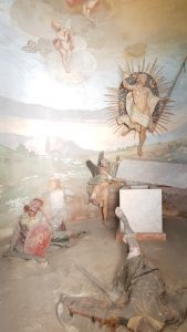 cappella del rosario del Sacro Monte di Ossuccio