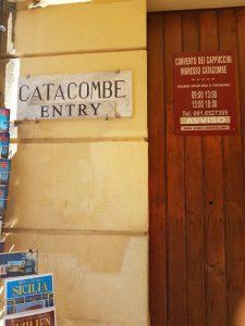 Le Catacombe dei Frati Cappuccini a Palermo