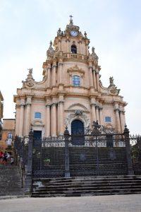 Il Duomo di San Giorgio a Ragusa