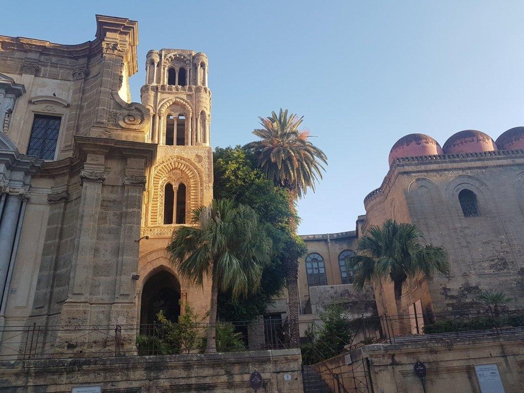 Chiesa La Martorana a Palermo