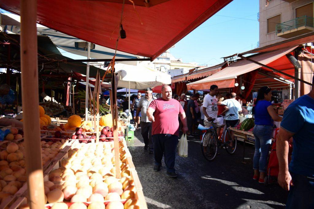 mercato di Ballarò