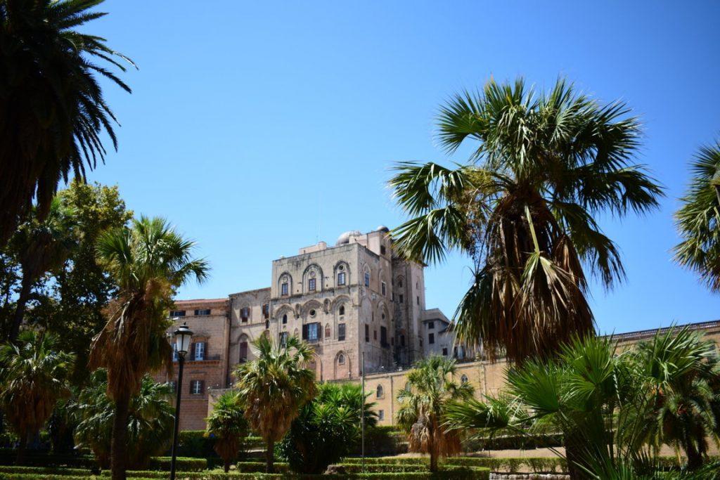 Il palazzo dei Normanni cose da vedere a Palermo