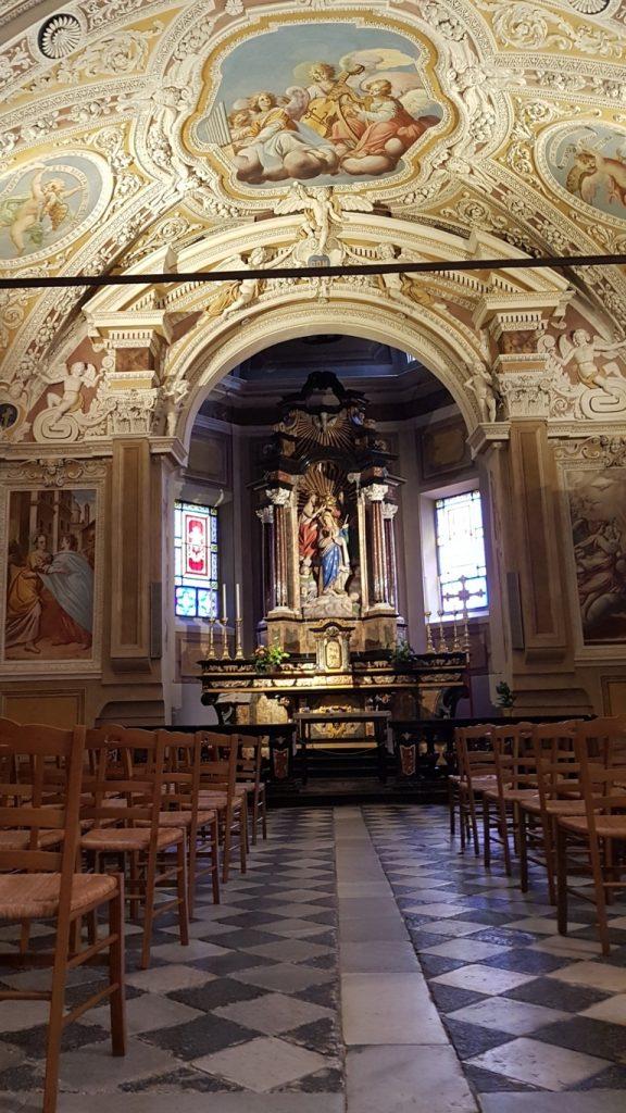 Santuario della Beata Maria Vergine di Ossuccio