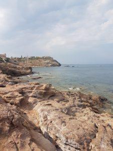 Portopalo in Sicilia sud orientale