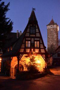 Gerlachschmiede a Rothenburg ob der Tauber