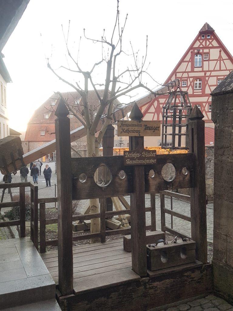 Medieval Crime Museum a Rothenburg