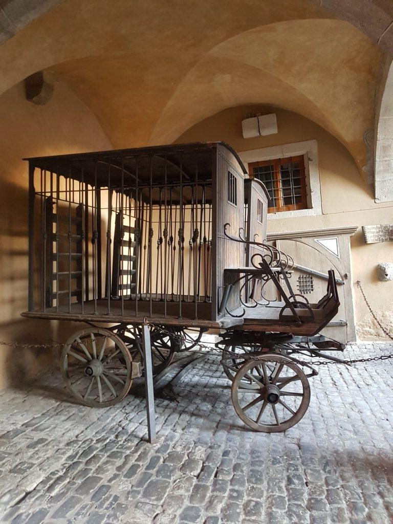Il Museo Medioevale del Crimine a Rothenburg