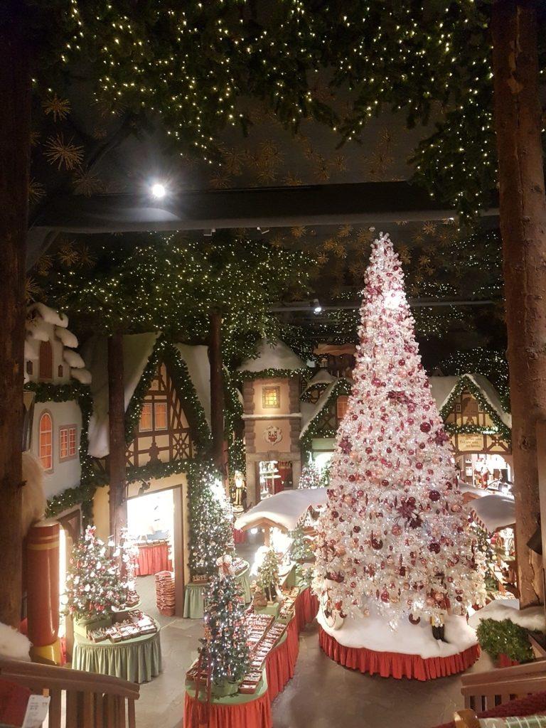 Käthe Wohlfahrt, il negozio del Natale di Rothenburg ob der Tauber