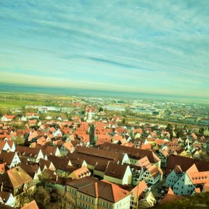 Nordlingen in Germania
