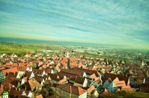 Nordlingen in Germania