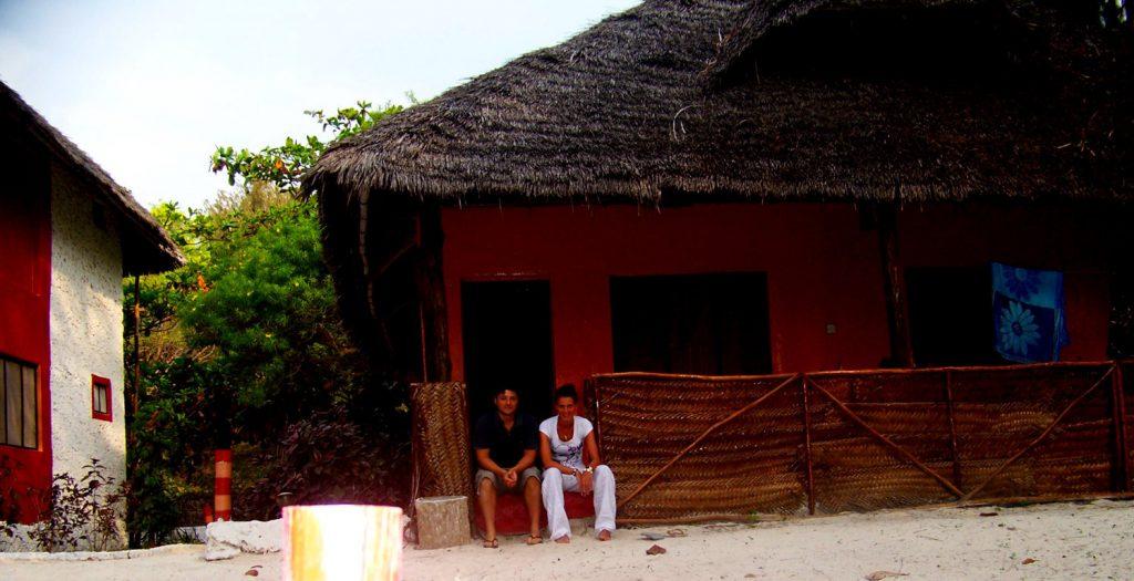 Twisted Palms Lodge alloggio a Zanzibar
