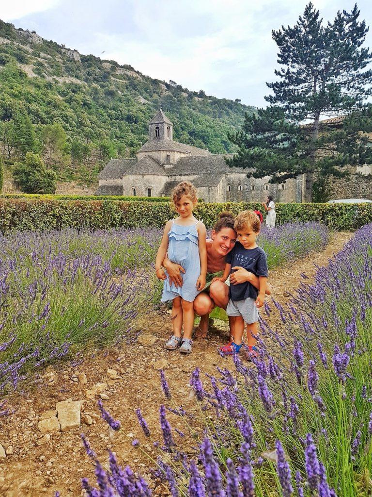 Abbazia di Sénanque da visitare con i bambini
