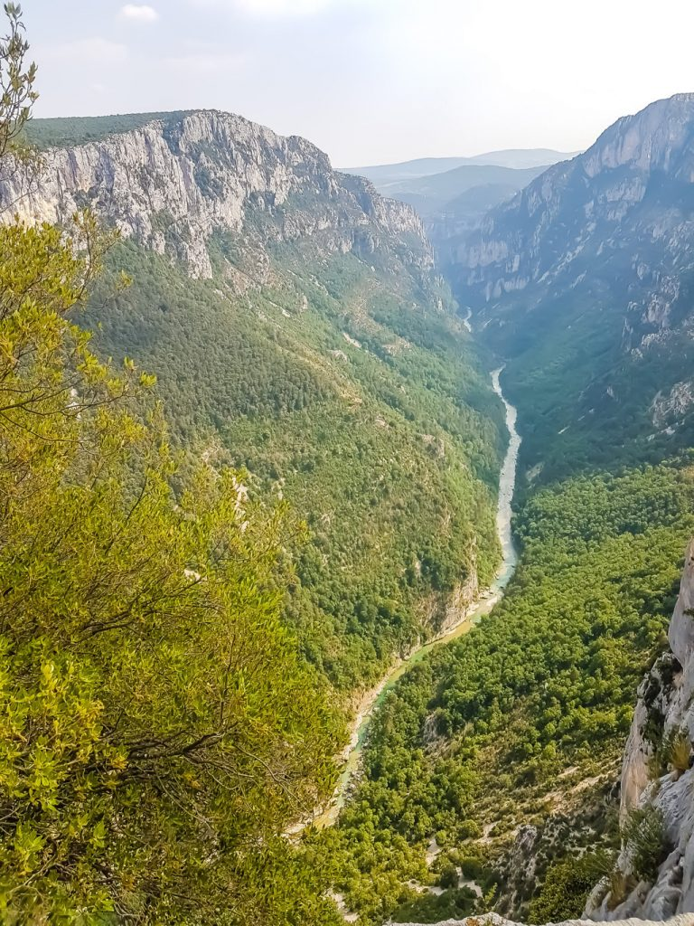 Il canyon del Verdon in Provenza