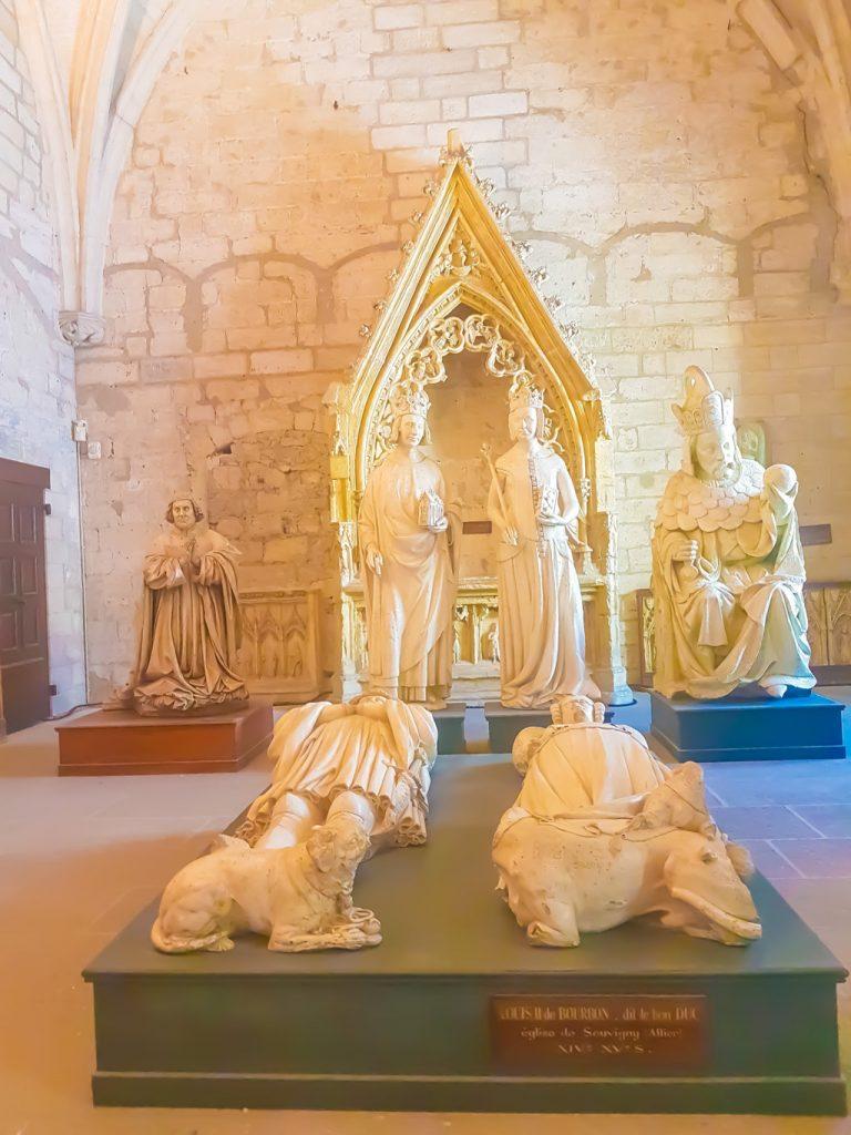La Sagrestia del Palazzo dei Papi di Avignone