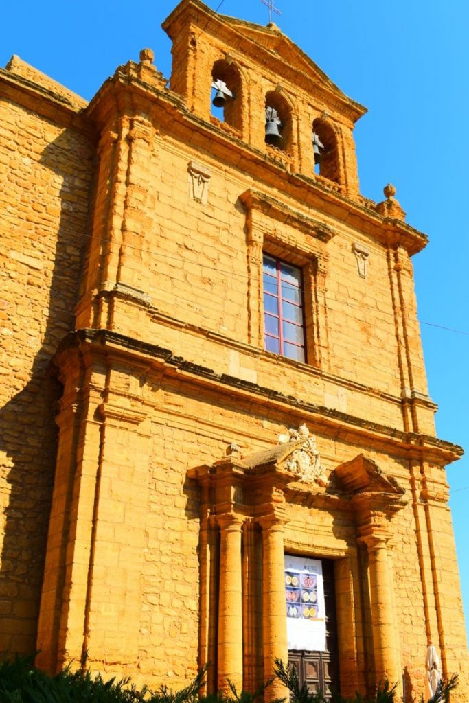 cosa vedere ad Agrigento chiesa di San Pietro