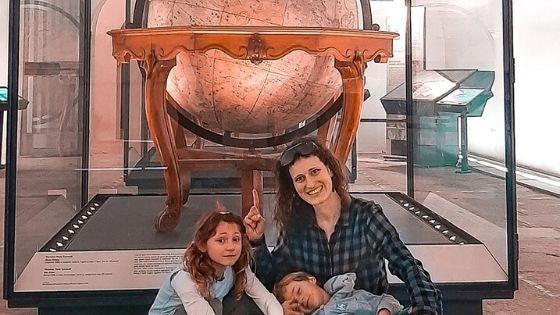 Visita al Galata Museo del Mare con bambini