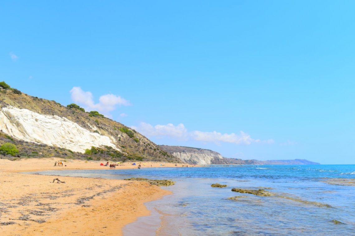 La riserva Naturale Orientata di Torre Salsa ad Agrigento