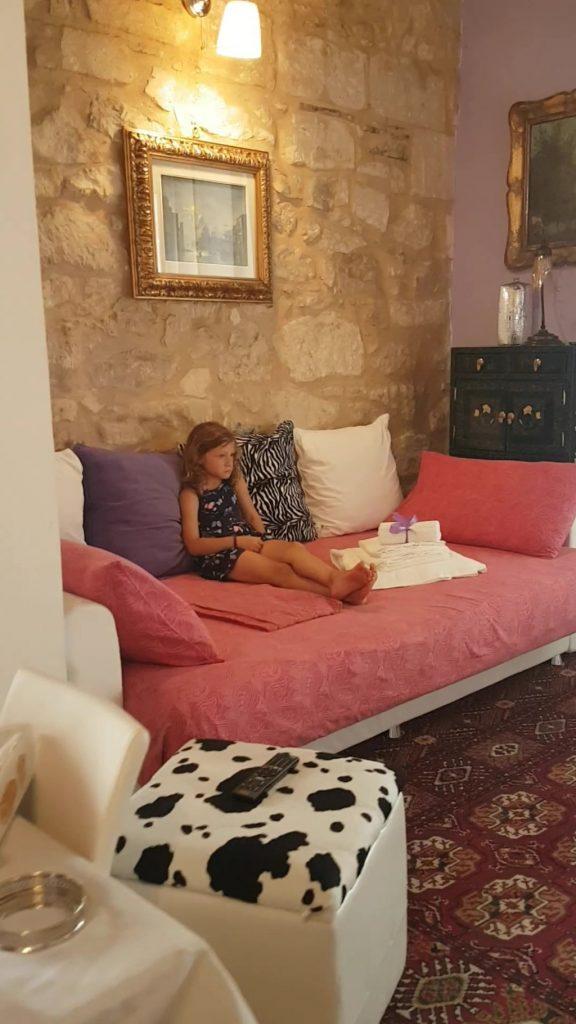 l'appartamento Sguardo sul Barocco a Ragusa Superiore