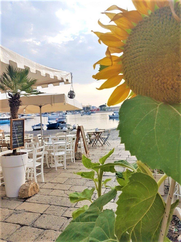 Il borgo di pescatori Marzamemi in Sicilia