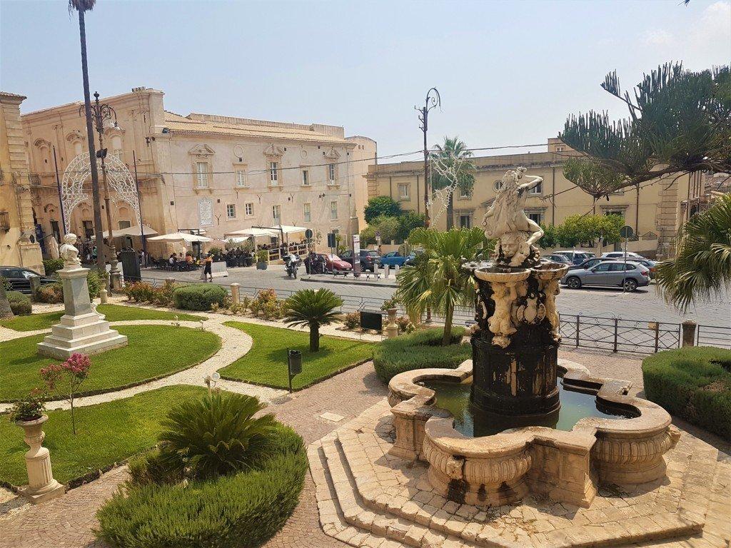 centro storico di Noto