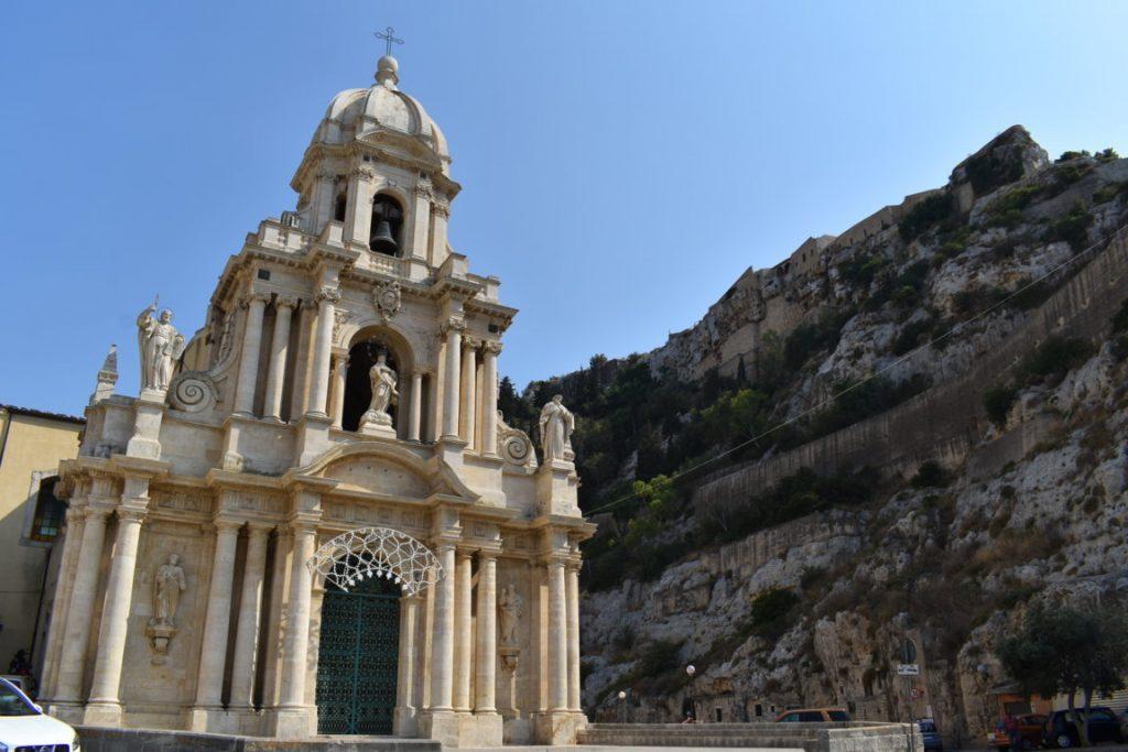 la chiesa di San Bartolomeo di Scicli