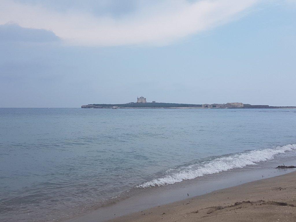 L'Isola di Capo Passero in Sicilia