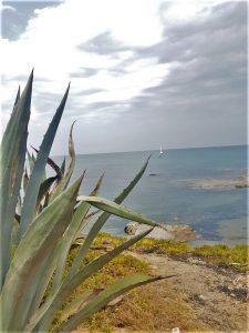 il panorama di Portopalo di Capo Passero
