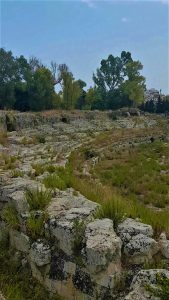 Anfiteatro Romano di Siracusa