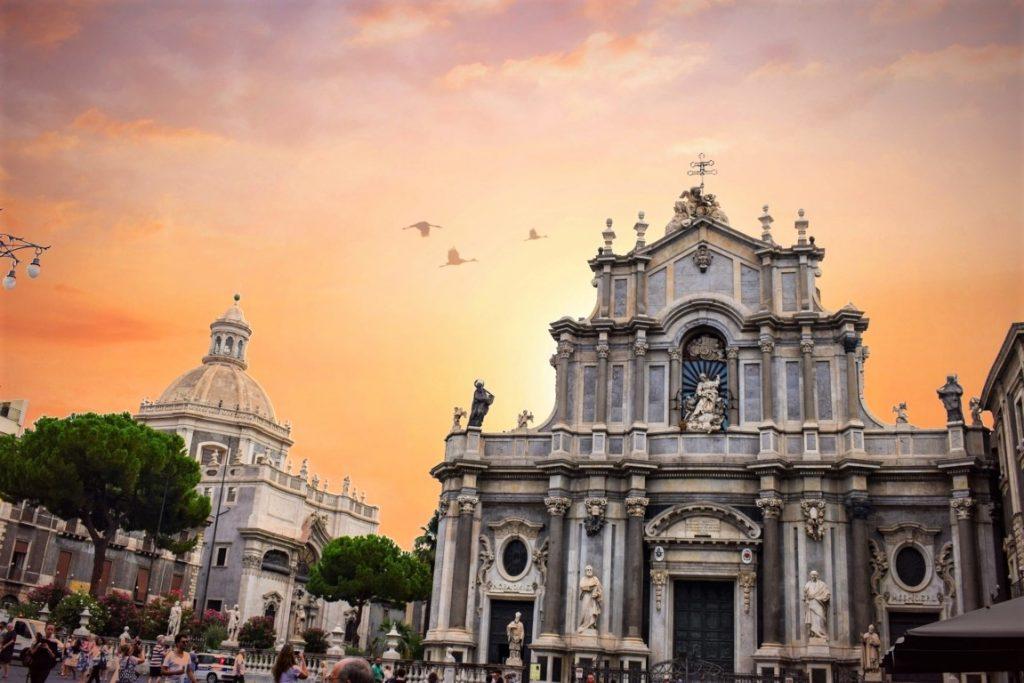 La Cattedrale di Sant'Agata a Catania