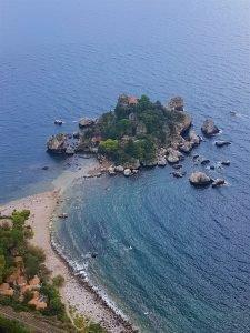 Spiaggia di Isola Bella