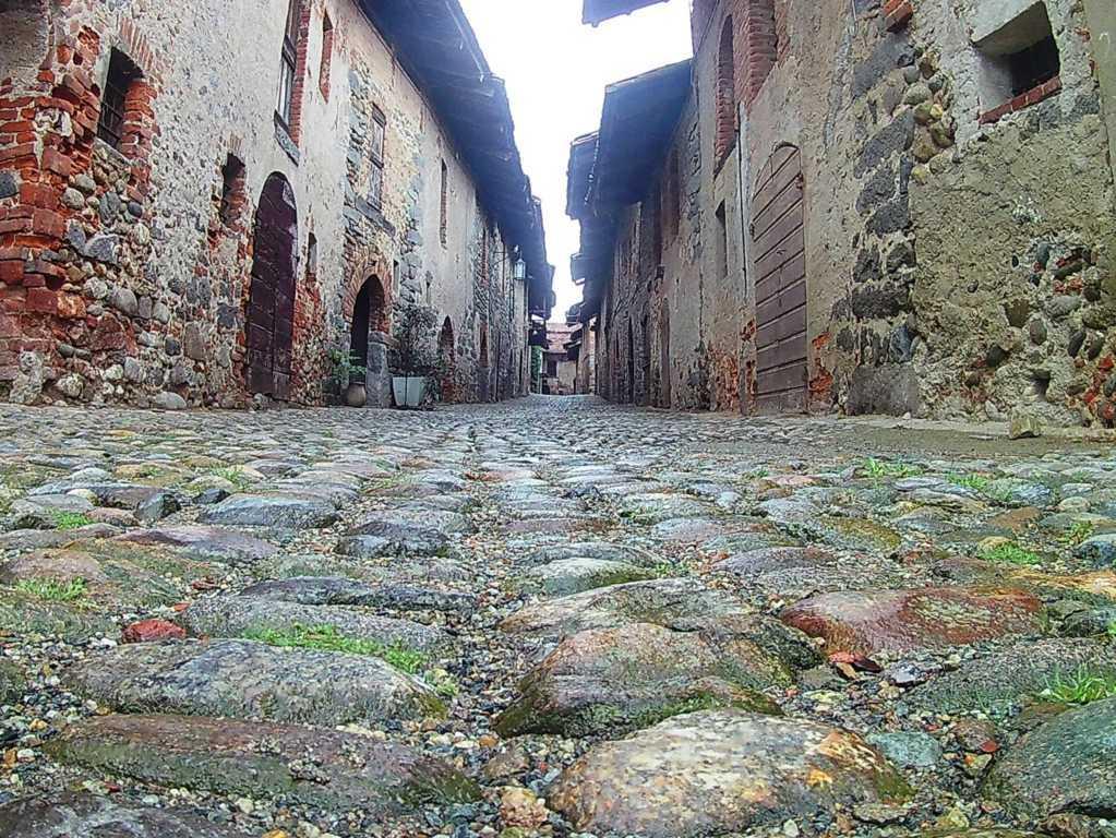 Ricetto di Candelo in Piemonte