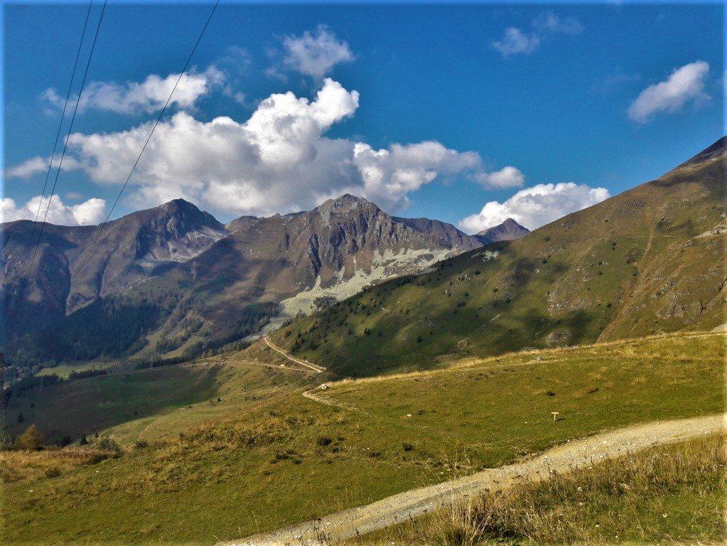 i sentieri di Foppolo nell'Alta Val Brembana