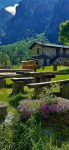 il Rifugio Mello in Val Masino