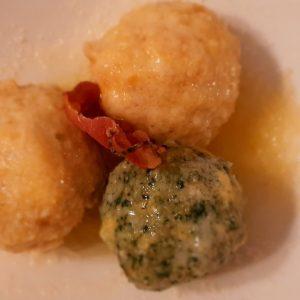 I ristoranti di evico Terme dove mangiare i tipici canederli