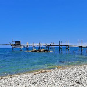 Punta Aderci sulla Costa dei Trabocchi in Abruzzo