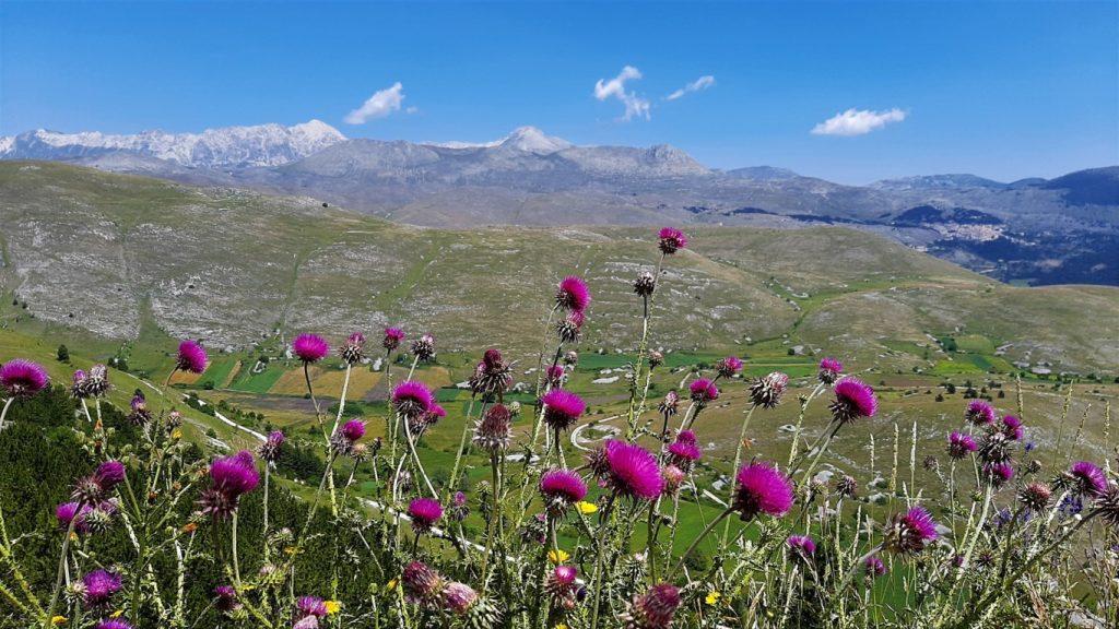 Le vallate del Parco Nazionale del Gran Sasso e Monti della Laga