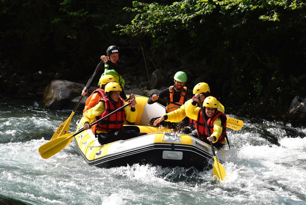 Rafting Valle Stura Outdoor