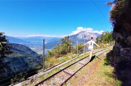 Il Sentiero del Tracciolino in Valchiavenna