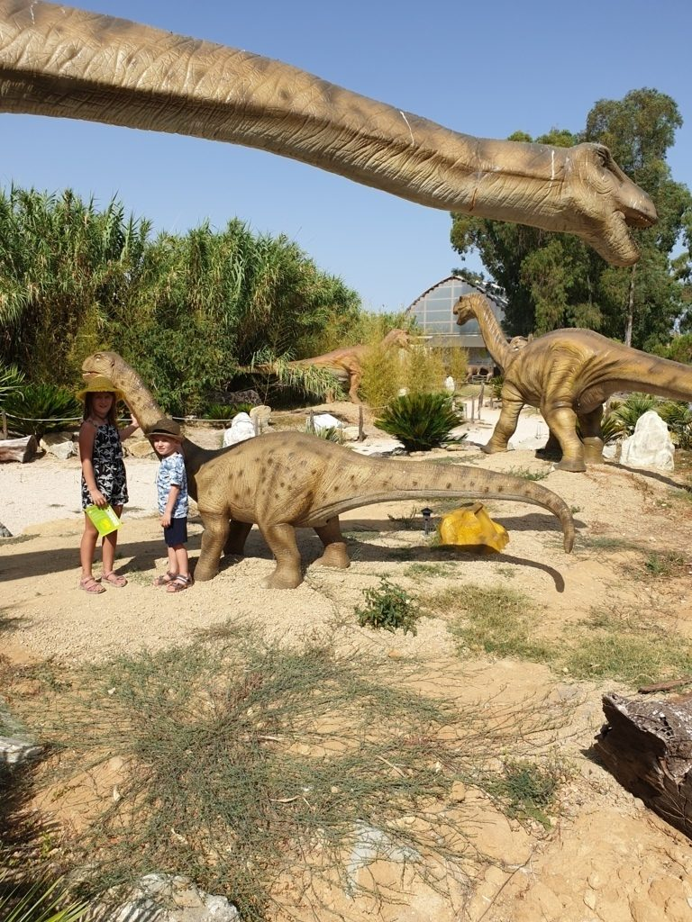 Parco dei Dinosauri della Sardegna in Miniatura