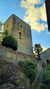Il mastio del Castello di Gropparello