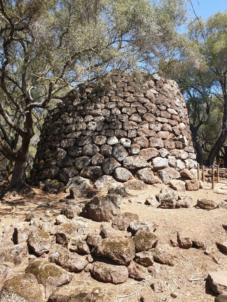 le Nuraghe del Parco Archeologico di Santa Cristina