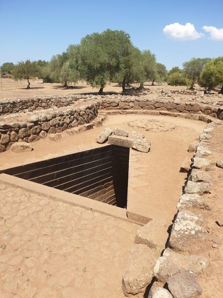 Il Pozzo di Santa Cristina in Sardegna