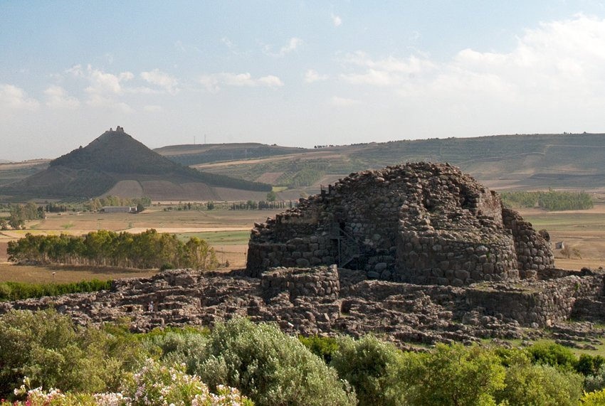 Sito Archeologico Su Nuraxi di Barumini a Torre dei Corsari