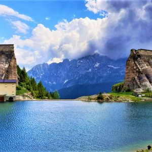 La diga del Gleno in Val di Scalve