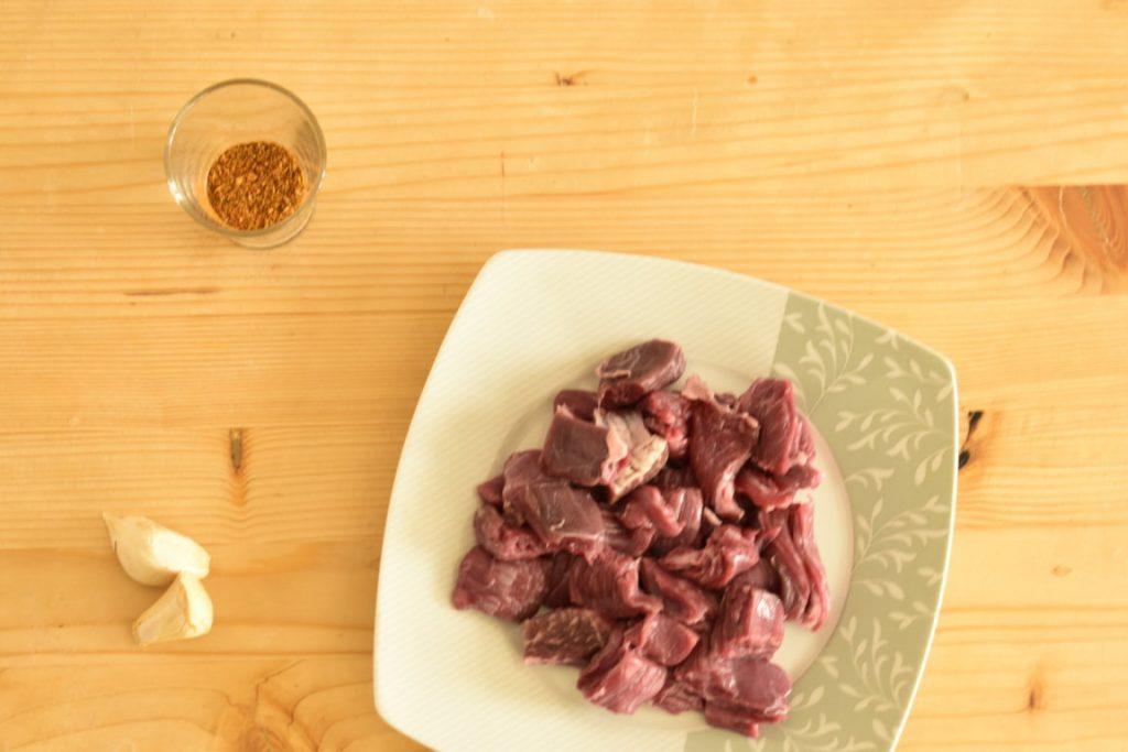 ingredienti tacos carne asada