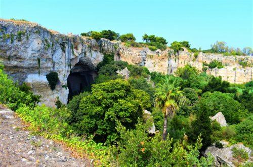 L'Orecchio di Dionisio e il Parco Archeologico della Neapolis a Siracusa